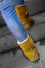 Wygodne skaperty do butów